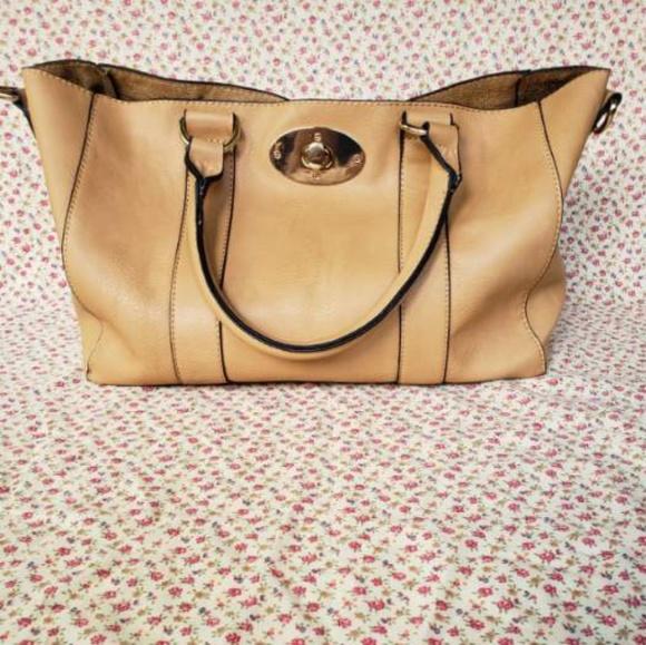 Handbags - FAUX LEATHER BAG